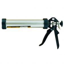 Пистолет для герметиков 225 мм, алюминиевая туба 310 мл, Sigma 2723051