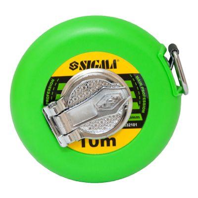 Рулетка тряпичная 10м*13мм (стекловолокно) Sigma 3832101
