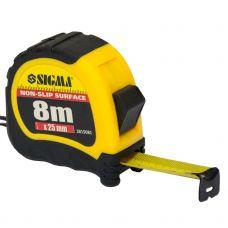 Рулетка shiftlock 8м*25мм Sigma 3815081