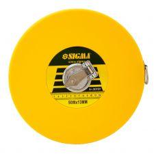 Рулетка тряпичная 50м*13мм (стекловолокно) Sigma 3831501