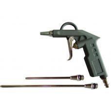 Пистолет продувочный с набором наконечников (26/122/212 мм) Sigma 6831031