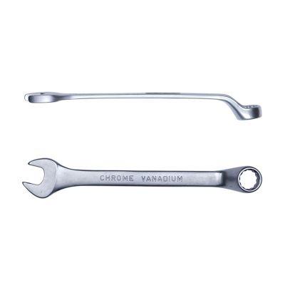 Ключ рожково-накидной глубокий 15 мм CrV satine Sigma 6024151