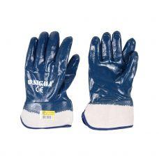 Перчатки трикотажные с полным нитриловым покрытием Sigma 9223011