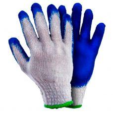 Перчатки трикотажные с латексным покрытием (манжет) Grad 9445705