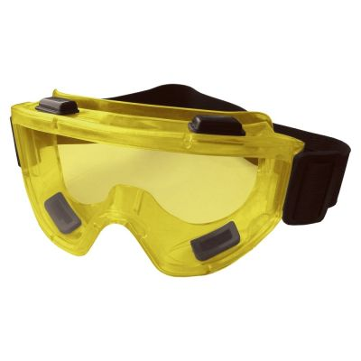 Очки защитные закрытые Jet (желтые) Sigma 9411011