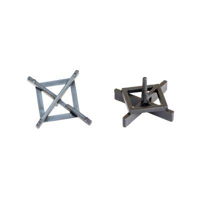 Крестик дистанционный (многоразовый) для плитки 2,5 мм 100 шт Sigma 8241231