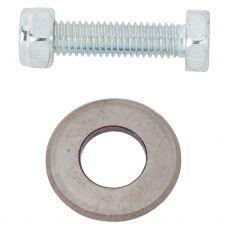 Колесо режущее для плиткореза 22*1,7*10,5 мм Sigma 8223061