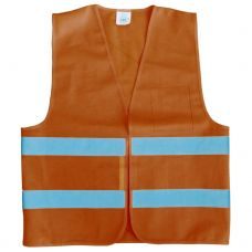Сигнальный жилет оранжевый XXL Grad 9451715