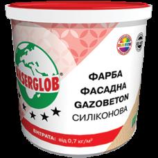 Краска фасадная силиконовая ANSERGLOB Gazobeton
