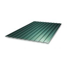 Профнастил RAL6005 (1170х2000, зеленый)