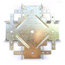 Соединение универсальное для CD профилей (краб) 0,65 мм