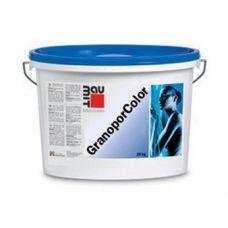 Акриловая краска Baumit Granopor Color 24 кг