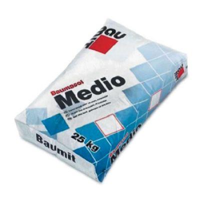 Клей для плитки на пол Baumit Medio 25 кг