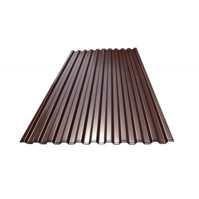Профнастил RAL8017 (1170х1200, шоколадный)