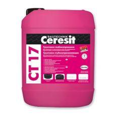 Грунт универсальный Ceresit CT 17 10 л