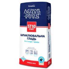 Штукатурка 2-в-1 гипсовая Sniezka Akryl-Putz 20 кг