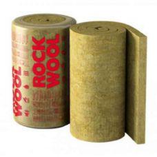Минеральная вата ROCKWOOL MULTIROCK ROLL (100*4500*1000) 9,0м.кв.