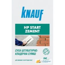 Штукатурка Knauf НР Старт Цемент 25 кг