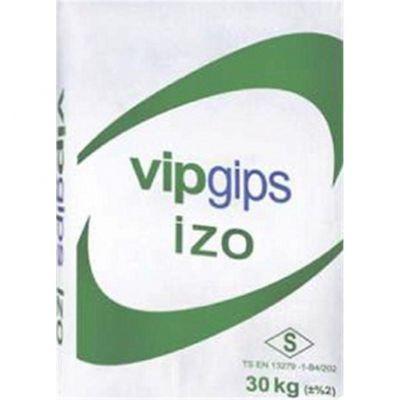 Штукатурка стартовая гипсовая VIPGIPS Izo 30 кг