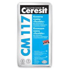 Клей для керамогранита Ceresit CM 117 25 кг