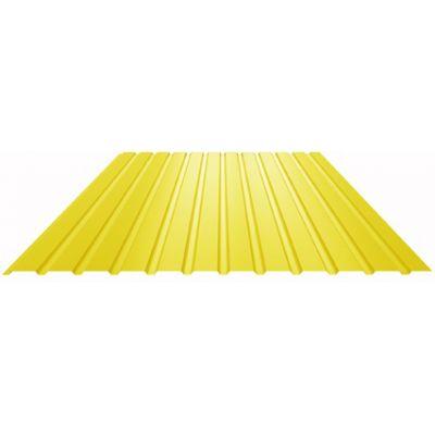 Профнастил RAL1023 (1170х1500, желтый)