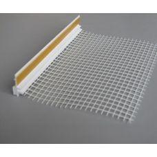 Профиль примыкания оконных откосов с сеткой 2.5 м