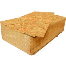 ОSB плита КРОНО (1250*2500*15) влагостойкая