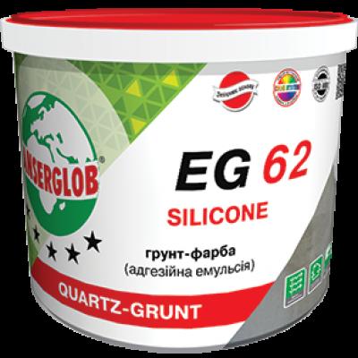 Адгезионная эмульсия (грунт - краска) силиконовая ANSERGLOB EG 62 Silicone 10 л