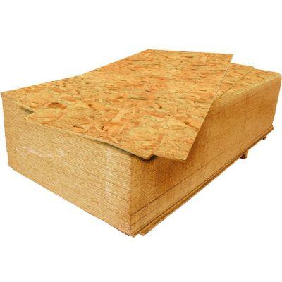 ОSB плита КРОНО (1250*2500*18) влагостойкая