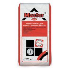 Клей для мрамора и стекла Мaster Kristall 25 кг