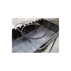Подставка для казана (котелка) на мангал