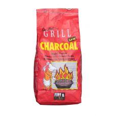 Уголь древесный, мешок 2,5 кг.