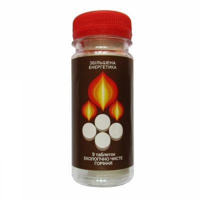 Сухое горючее (сухой спирт) в герметичной упаковке БИОН