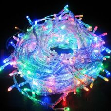 Гирлянда электрическая (электрогирлянда) светодиодная LED